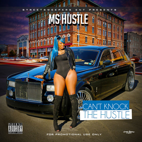 "Ms. Hustle ""Can't Knock The Hustle"" Album Review"